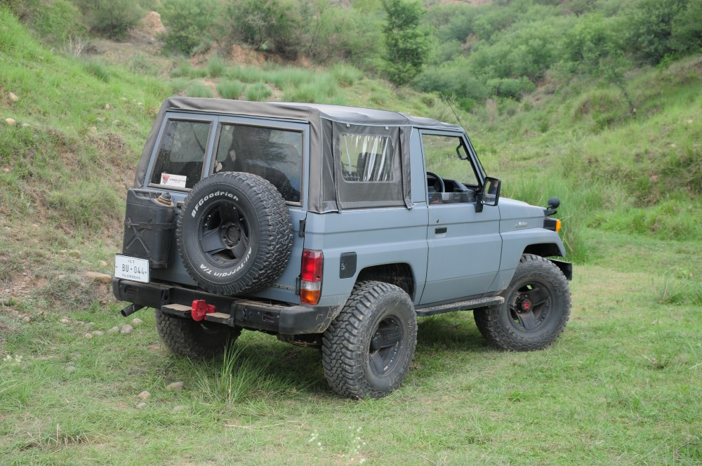 Jeep CJ-7 Wrangler with Coil Springs - filephp?id2499