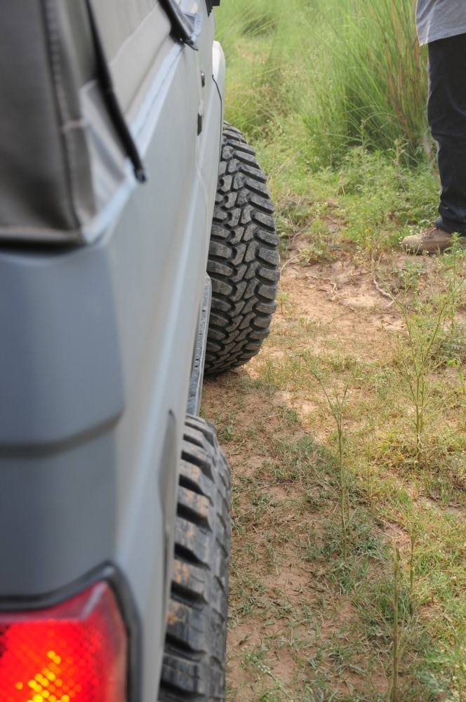 Jeep CJ-7 Wrangler with Coil Springs - filephp?id2500