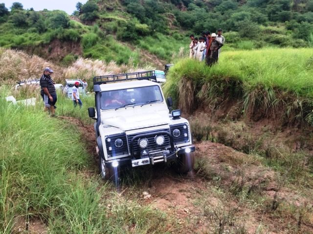 IJC @ 4x4 Engaged? Mud Rally 2010 - filephp?id2787