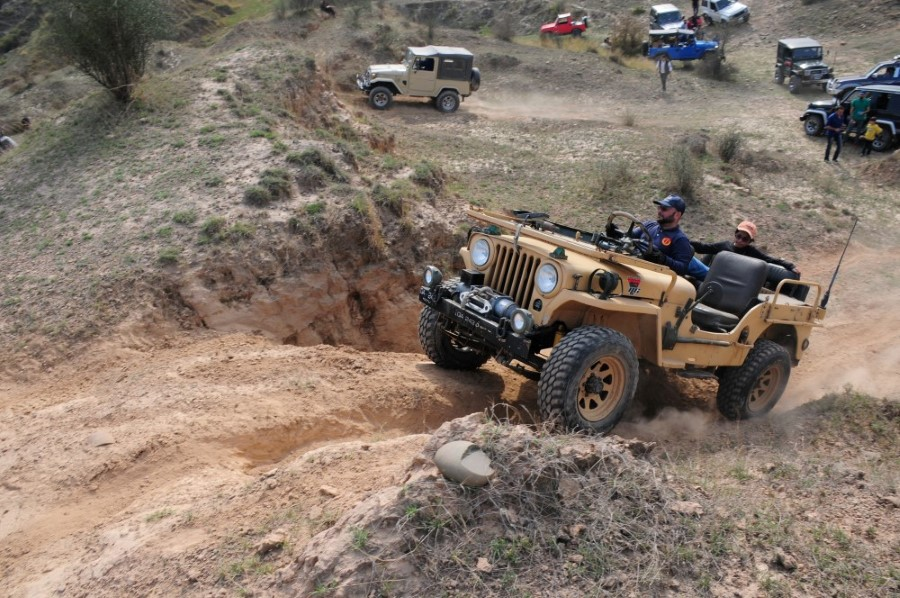 Point Blank, 4x4Engaged? & IJC at Malam Jabba - filephp?id4501