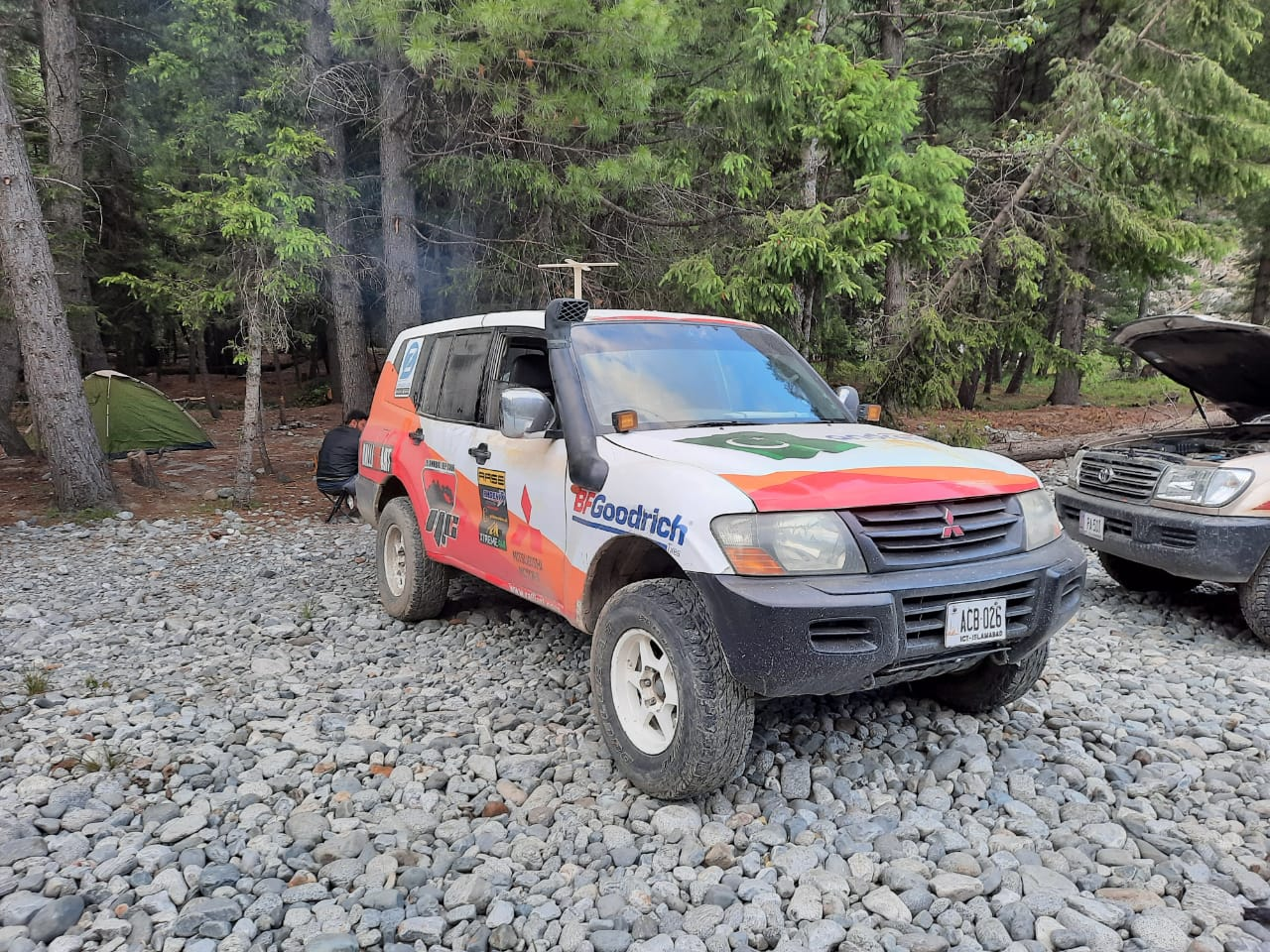 The Cholistan Jeep Rally 2012 Report: IJC Rally Team Concordia and Team Saidhi - filephp?id9836