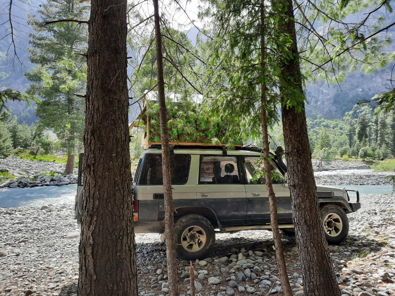 The Cholistan Jeep Rally 2012 Report: IJC Rally Team Concordia and Team Saidhi - filephp?id9859