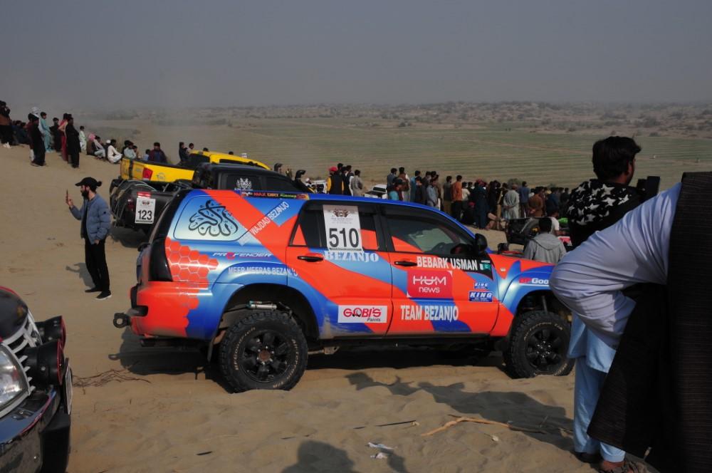 The Cholistan Jeep Rally 2012 Report: IJC Rally Team Concordia and Team Saidhi - filephp?id9864