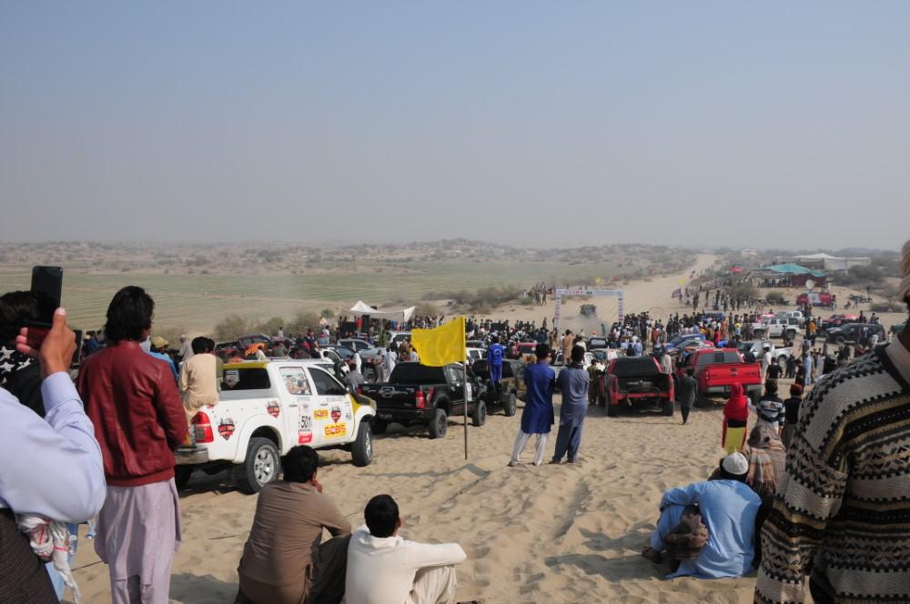 The Cholistan Jeep Rally 2012 Report: IJC Rally Team Concordia and Team Saidhi - filephp?id9865