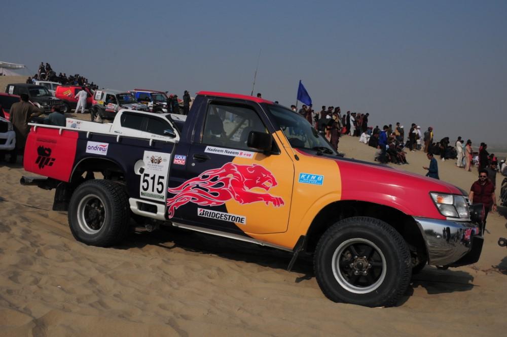 The Cholistan Jeep Rally 2012 Report: IJC Rally Team Concordia and Team Saidhi - filephp?id9871