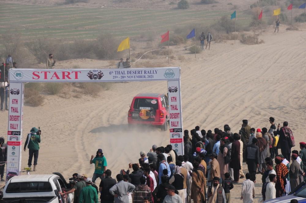 The Cholistan Jeep Rally 2012 Report: IJC Rally Team Concordia and Team Saidhi - filephp?id9873