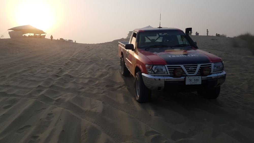 The Cholistan Jeep Rally 2012 Report: IJC Rally Team Concordia and Team Saidhi - filephp?id9880