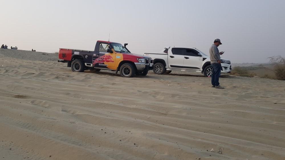 The Cholistan Jeep Rally 2012 Report: IJC Rally Team Concordia and Team Saidhi - filephp?id9881